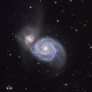 M51 Whirlpool,                                Dan Crosse