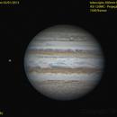 Júpiter e Io,                                Oliveira