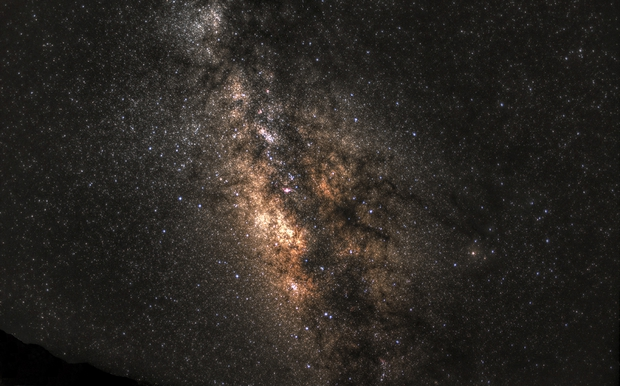 Center Of The Galaxy HDR,                                Ray Morris