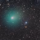 Komet 46P/Wirtanen, 26. Dezember 2018,                                Nippo81