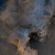 NGC7000 - HaOIII,                                Roberto Botero