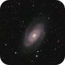 Bode's Galaxy (M81),                                Chuck's Astrophotography