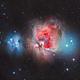 M42 Orion Nebula,                                Eric Milewski