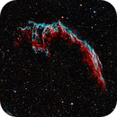 NGC 6992 - The Eastern Veil,                                Andy Chessum