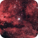SH2-108 - Gamma Cygni Nebula,                                Dennis Lacroix