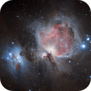 M42 Orion,                                Stephane Jung