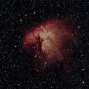 Pacman Nebula,                                Rick Gaps