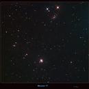 Messier 77 region,                                Lawrence E. Hazel