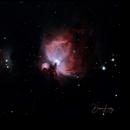 M42 Orion,                                Dawn Lowry