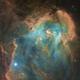 IC 2944 - Running Chicken Nebula,                                mr1337