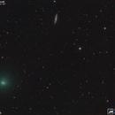Comet 41P into the Dipper,                                José J. Chambó