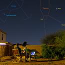 Observing Venus from the Backyard,                                Alessandro Cavallaro
