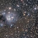 NGC7129,                                DarkSky