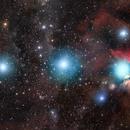 Orion's Belt,                                Matt Harbison