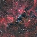NGC6915 in HaLRGB,                                Austin Sherrin
