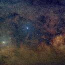 Surroundings of Alpha Centauri,                                Pawel Zgrzebnicki