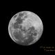 Moon 17º over horizon,                                Jesús Piñeiro V.
