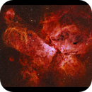 Eta Carina Nebula (HSO),                                Göran Nilsson