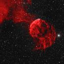 IC 444 Reflection Nebula in Gemini,                                Francois Theriault
