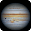 Jupiter and Europa at Opposition!,                                Damien Cannane