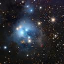 NGC 7129 ,                                Alberto Pisabarro