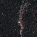 52 Cyg and part of Western Veil Nebula,                                Dave81IT