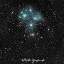 Pleiadi M45,                                Matteo Gagliardi