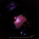 Orion M42 Jan 29-30th 2020,                                David Tate