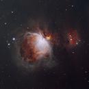 M42 Orion Nebula,                                Claudio Nunez