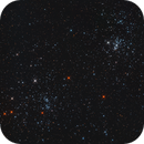 Double Cluster (NGC 884 and NGC 869),                                Luca Marinelli
