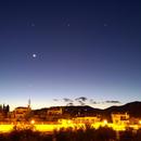The Planets from Nerja balcony,                                Kharan