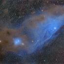 IC4592 Blue Horsehead Nebula,                                Masahiro Takahashi