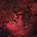 NGC7822 (HARGB),                                Francesco Wueest