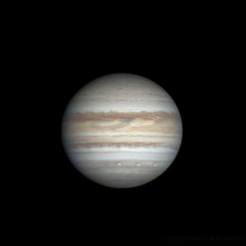 Jupiter 11 August,                                Vincenzo della Ve...