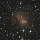 IC10 - The Starbust Galaxy,                                Thomas Richter
