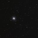 M2 Globular Cluster,                                Dave Watkins