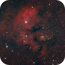 NGC 7822,                                Phil Hosey