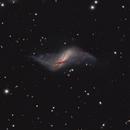 NGC 660 LRGB,                                cfpendock