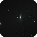 NGC 5866 (M102) Spindle Galaxy,                                Pekka Sunila