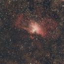 The Eagle Nebula...M16,                                Ray Heinle