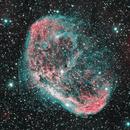 NGC 6888 - Crescent Nebula,                                barrabclaw