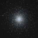 M3 - Globular Cluster in Canes Venatici,                                rhedden