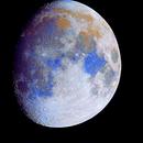 The colors of the moon,                                Vincenzo della Ve...