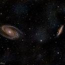 Bode's Galaxy,                                William