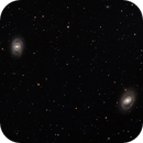 M 95 and M 96 in One Shot Color,                                Alex Roberts