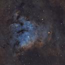 NGC 7822 Narrowband,                                Craig