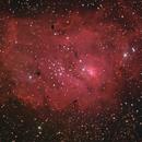 M8 Lagoon Nebula,                                Luís Ramalho