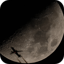 Moon & Plane with Position Light,                                G400