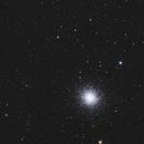 M13 - The Hercules Cluster,                                Rohit Belapurkar
