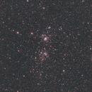 NGC869, NGC884  Perseus Double Cluster,                                YoungDae-Kim